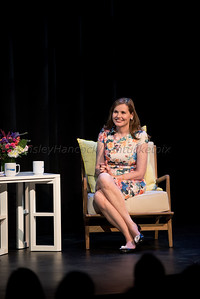 Geena Davis interviewed by John Shea, Dreamland Theater, Nantucket, MA July 11, 2015