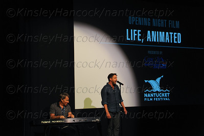 "Nantucket Film Festival Opening Night Film:  ""Life Animated"" June 22, 2016"