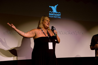 Nantucket Film Festival, Fun Mom Dinner Dreamland Theater, Nantucket MA 06/25/17