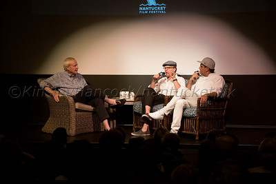 Nantucket Film Festival, In Their Shoes with Tom McCarthy, Bobby Cannavale, hosted by Chris Matthews, Nantucket Dreamland Theater, Nantucket MA 06/22/17