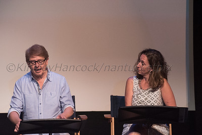 Staged Reading of Bob Fisher's My Roommate by Spencer Sloan, Dreamland Theater, Nantucket Film Festival 20, Nantucket, MA