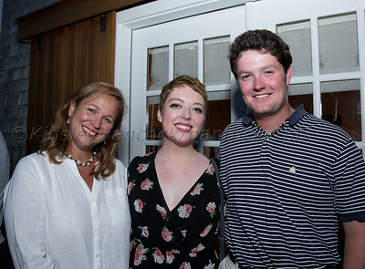"On the Isle's Legacy Company presents The Broadway Musical, ""Pippin"" at the Siasconset Casino Opening Night Reception, Siasconset, MA, July 31, 2016"