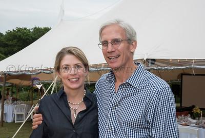 Screenwriters Colony 5th Summer Soiree honoring Warren Beatty, 25 Almanack Pond Road, Nantucket, Massachusetts, July 22, 2017