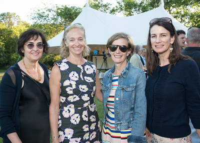 Screenwriters Colony 6th Summer Soiree honoring Lynne Ramsay, 25 Almanack Pond Road, Nantucket, Massachusetts, July 19, 2018