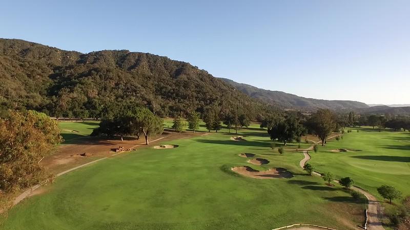 Golf course Soule Park