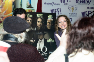 "Jennifer Nicole Porter, (writer, composer, actor) from the movie ""40 WEST""."