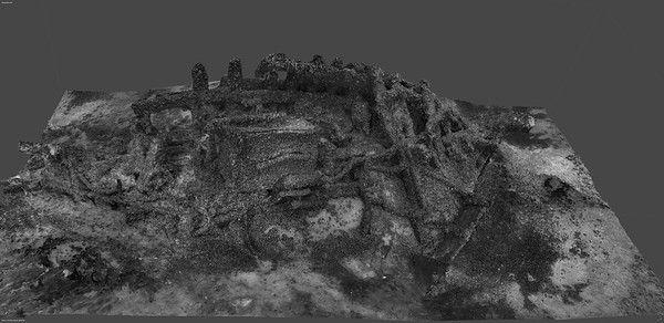 Ansicht aus 3D Modell