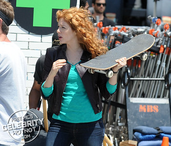 EXCLUSIVE: Rachelle Lefevre Starring As A Mom / P.I In Applebaum, LA