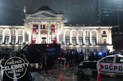 Batwoman Begins Filming In Gotham City With Mayor Michael Akins in Vancouver, Canada