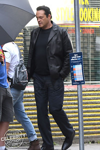 Mel Gibson and Vince Vaughn Filming 'Dragged Across Concrete'