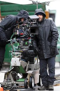 Casey Affleck Filming Light of My Life (2019)