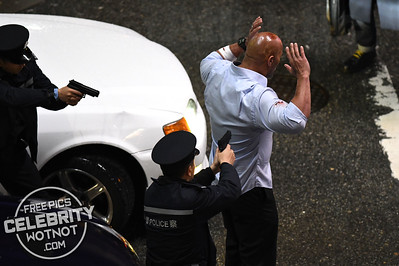Dwayne The Rock Johnson Arrested On Set Of Skyscraper, Canada