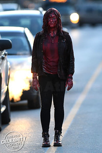 Katherine Langford Will Spontaneously Burst Into Flames On Set Of Her New Movie!