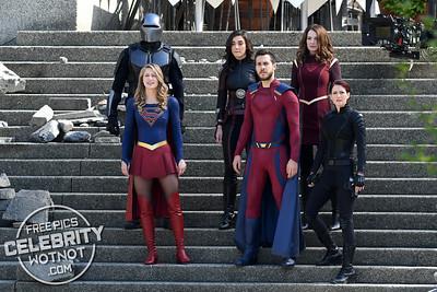 Supergirl Season 3 Finale Behind-The-Scenes Spoilers
