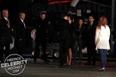 The Flash Grant Gustin Kisses Candice Patton Goodbye in Season Finale