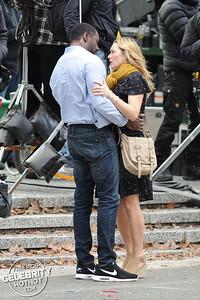 Idris Elba Kisses Kate Winslet Shooting The Mountain Between Us!