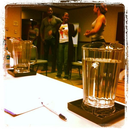 Deranged: Rehearsal With Cast - 2013 Spring Tour