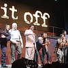 Demetria McKinney, Kyla Pratt, Da Brat and Letoya Luckett<br /> Set It Off (Stage Play) <br /> 2018 Spring Tour<br /> March 9, 2018 in Atlanta, GA