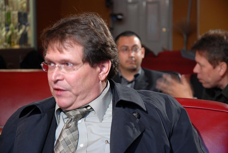 production photo, Michael Bresnahan as Southfield