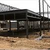 Griffin Center Construction, 1989
