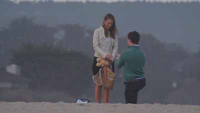 Kevin & Pri - The Proposal | Carmel, CA