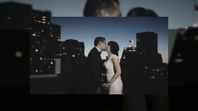 Andre & Nicole | San Francisco City Club