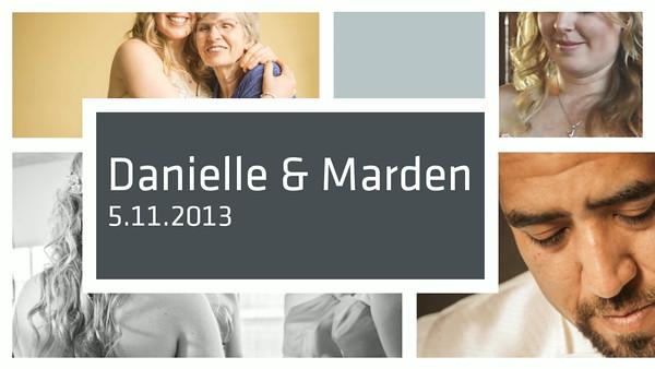 Danielle & Marden