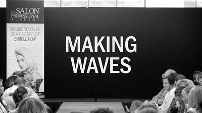 TSPA SanJose | MakingWaves (B&W)