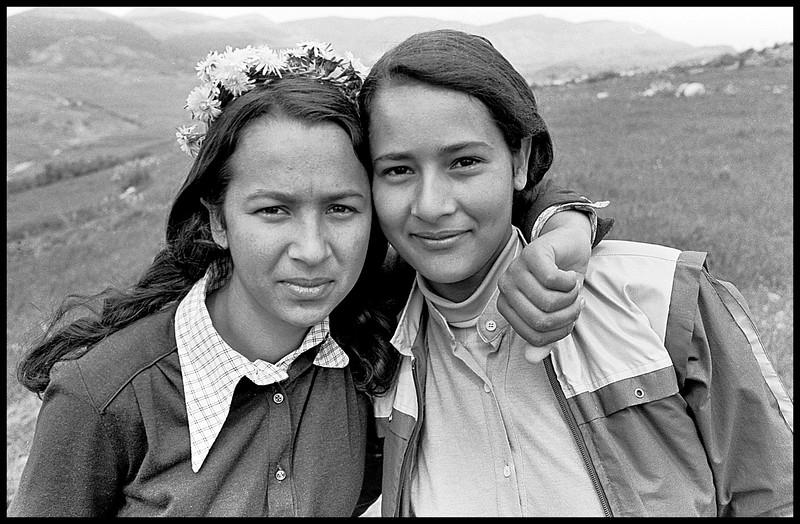 Tunesie, 1985, foto: Katrien Mulder