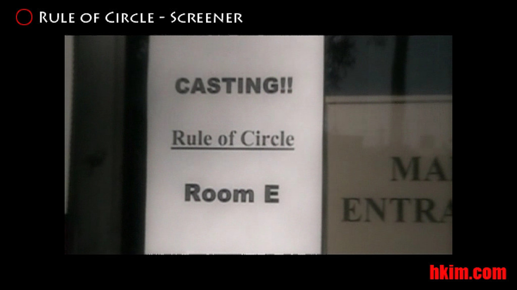 Rule of Circle - Part 1 of 2<br /> Written, Directed and Edited by Hector Kim<br /> 2005