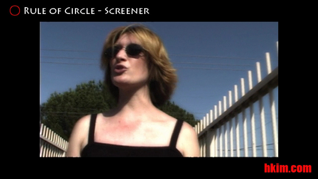 Rule of Circle - Part 2 of 2<br /> Written, Directed and Edited by Hector Kim<br /> 2005