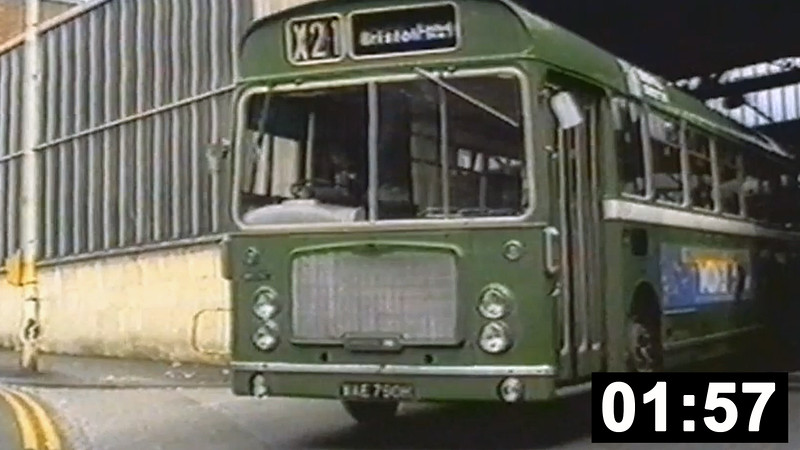 A few National Bus clips. Filmed mainly in Bristol and Oxford. ( 1 min 57 sec.)