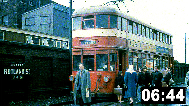 The Mumbles Railway Interviews, 2: Recorded in November 1959. (6 min 44 sec.)
