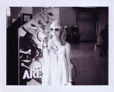 Taken In Polaroids