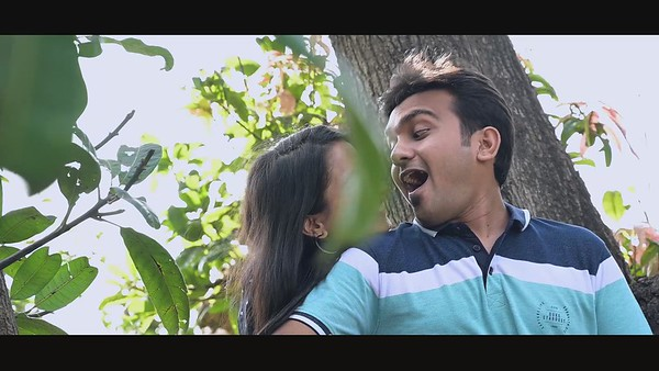 Candid-Pre-Wedding-Aagam-&-Aayushi-Teasar_mp4