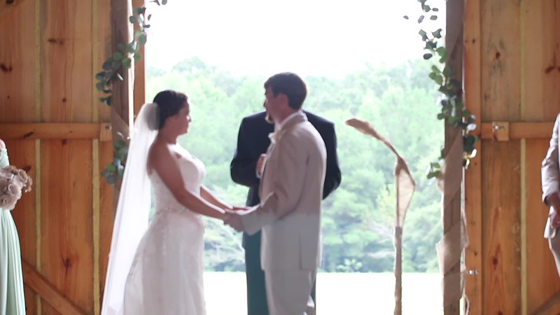 Samantha & Tyler Wedding Highlight