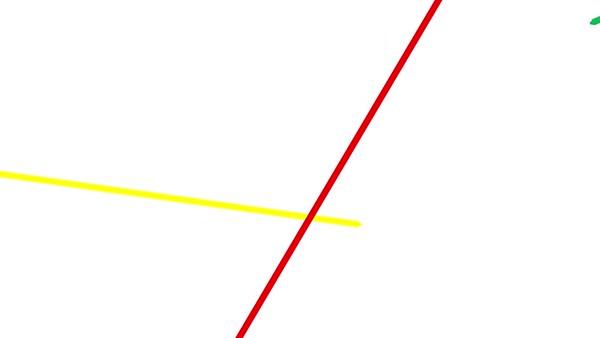 Color Through Line