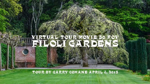 Filoli Garden Virtual Tour 50 FOV