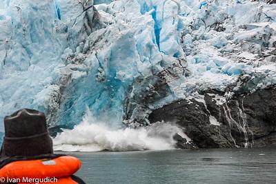 Glaciares Piloto y Nena