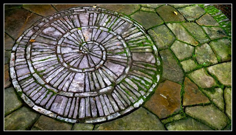 Stonework Patio #1