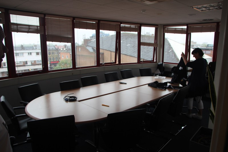 Meeting Room on Level 3.