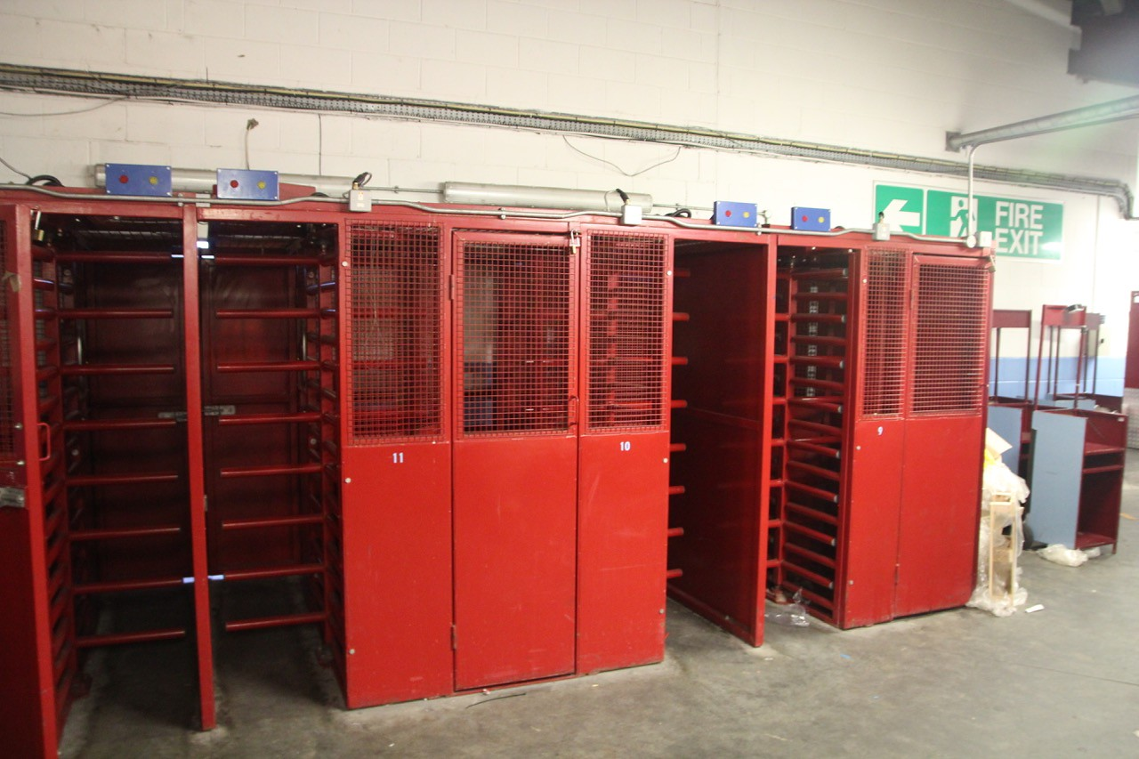 Example of Turnstiles.
