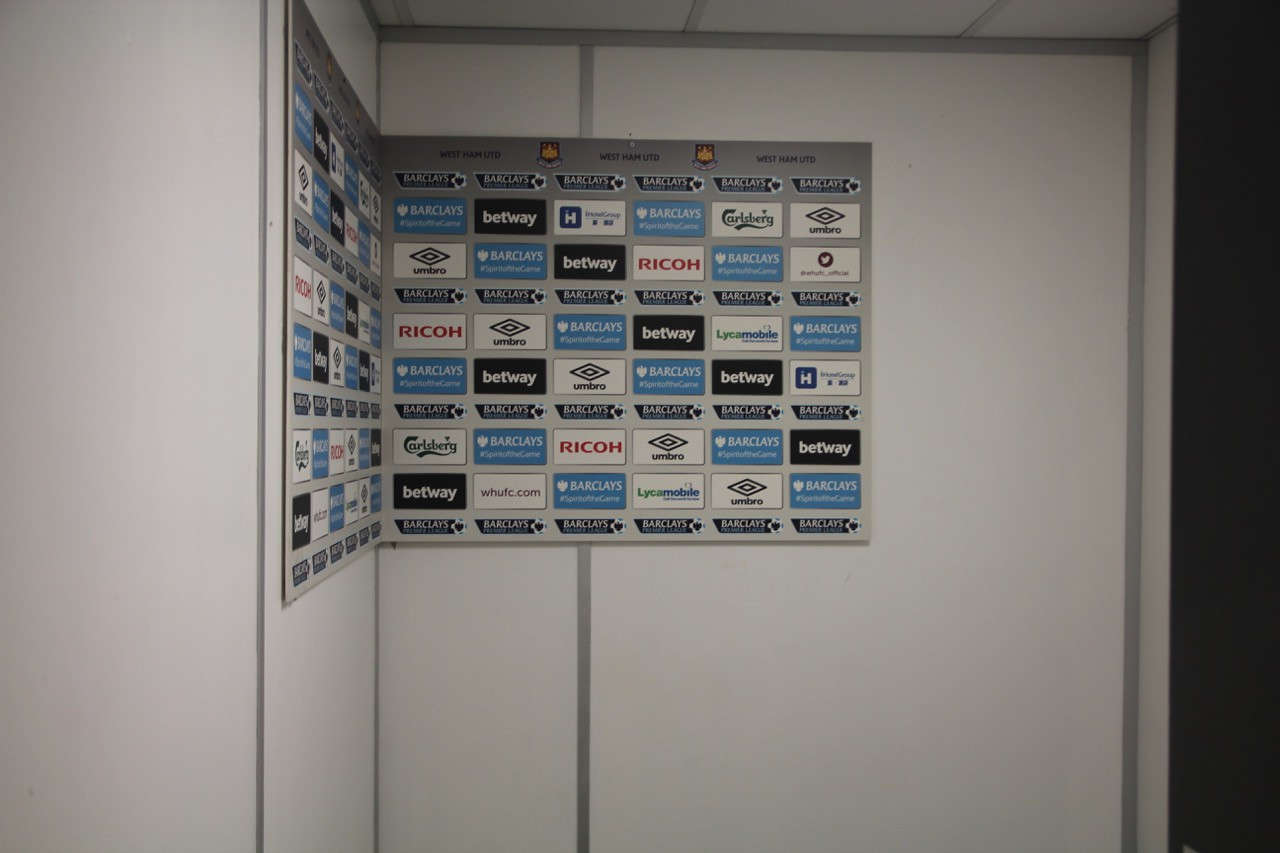 Small Interview Room.