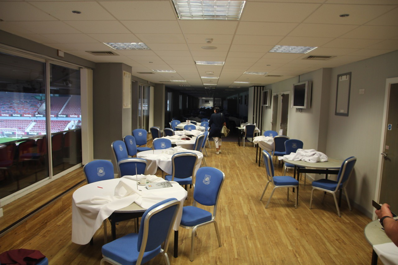 Bobby Moore Function Suite on Level 2.