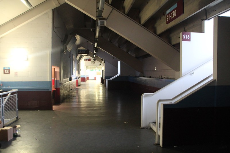 Level 1 Bobby Moore Concourse.