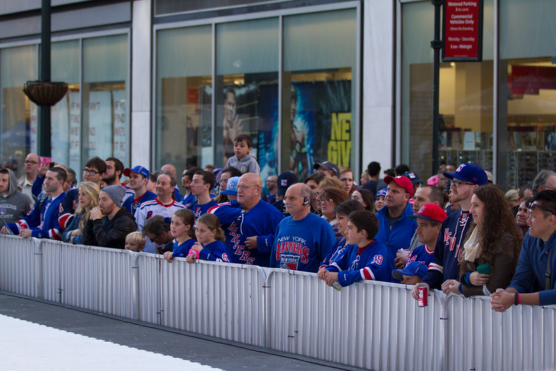 NEW YORK RANGERS - BLUESHIRTS BOULEVARD
