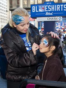 NEW YORK RANGERS BLUESHIRTS BOULEVARD