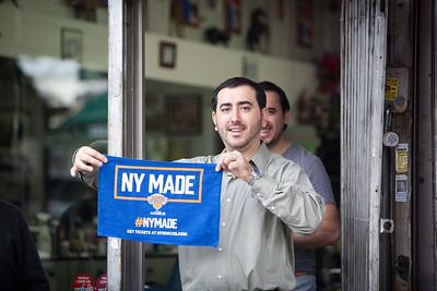 NEW YORK KNICKS - NY MADE