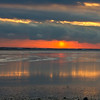 SUNRISE OVER DUXBURY BAY II