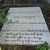 Percy Shelley Grave, Protestant Cemetery, Rome